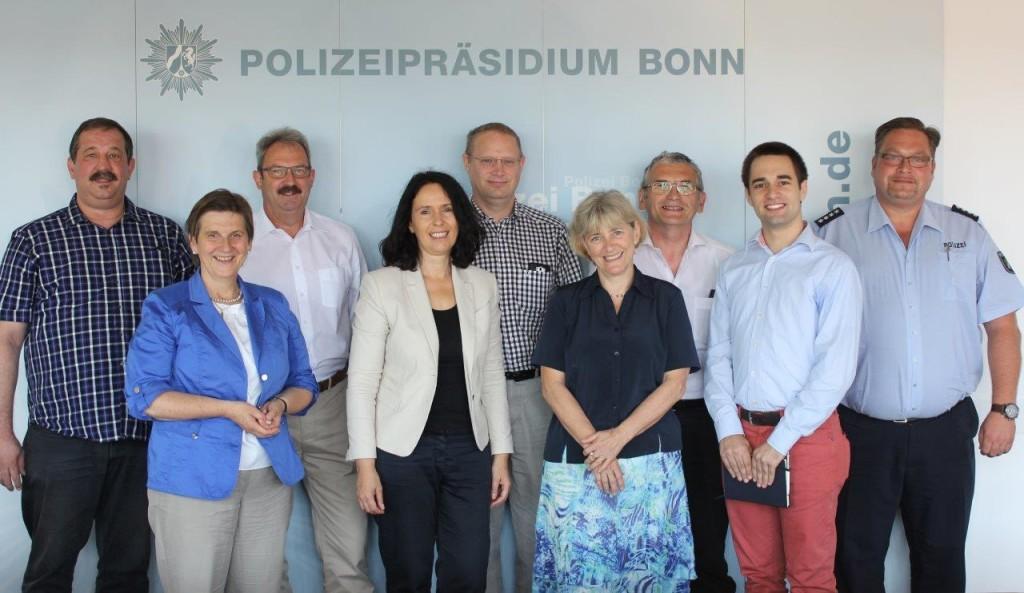 CDA-Polizeirevier