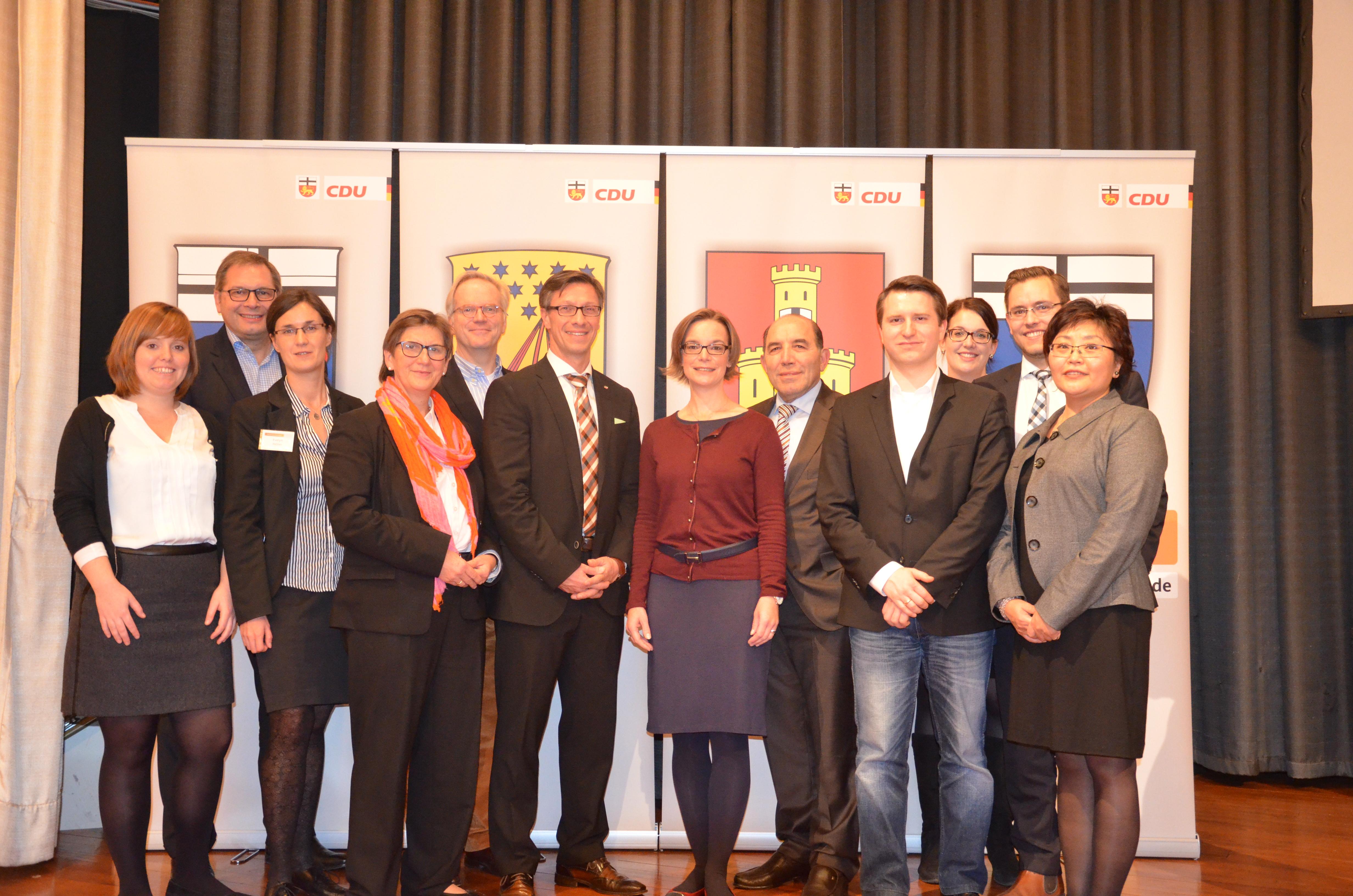 CDU Bonn Wahl