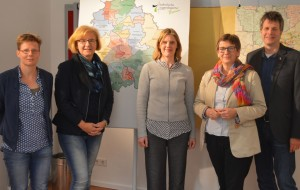 Claudia Lücking-Michel (MdB) zu Gast bei der Katholischen Jugendagentur Bonn